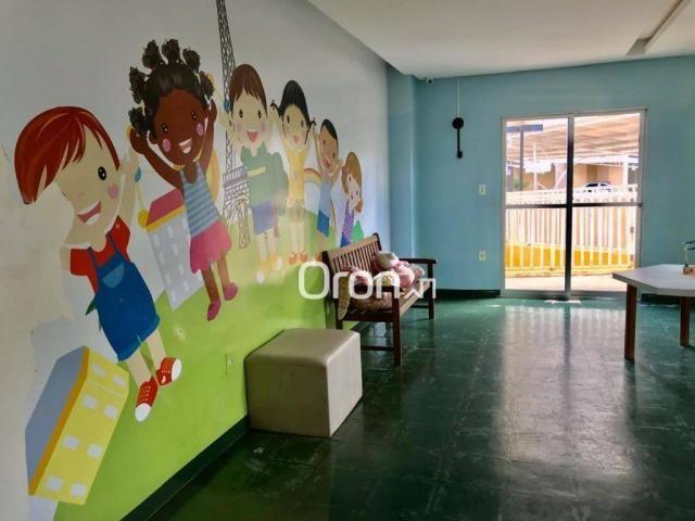 Apartamento com 2 dormitórios à venda, 55 m² por R$ 180.000,00 - Vila Rosa - Goiânia/GO - Foto 15