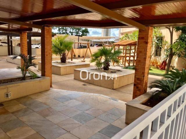 Apartamento com 2 dormitórios à venda, 51 m² por R$ 170.000,00 - Vila Rosa - Goiânia/GO - Foto 11
