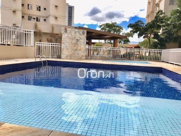 Apartamento com 2 dormitórios à venda, 51 m² por R$ 170.000,00 - Vila Rosa - Goiânia/GO