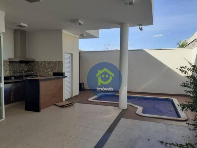 Casa com 3 dormitórios para alugar, 230 m² por R$ 4.400,00/mês - Parque Residencial Damha  - Foto 2