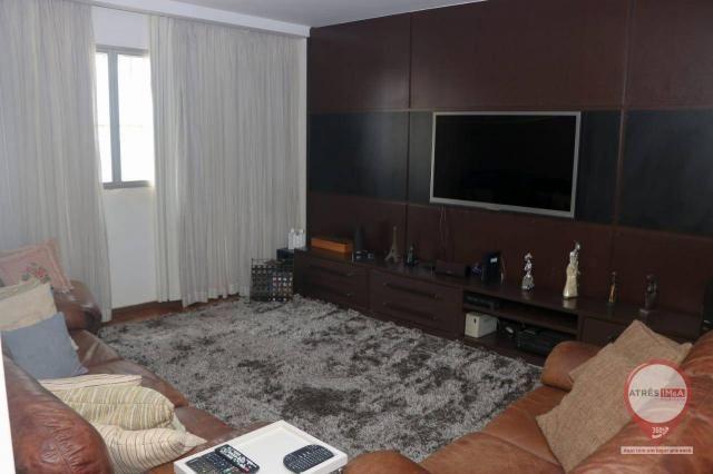 Cobertura com 4 dormitórios para alugar, 304 m² por R$ 6.000,00/mês - Setor Oeste - Goiâni - Foto 12