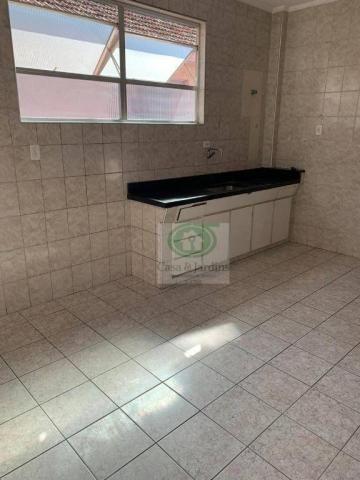Ótimo apartamento de frente 03 dormitórios. GARAGEM FECHADA - Santos - Foto 10