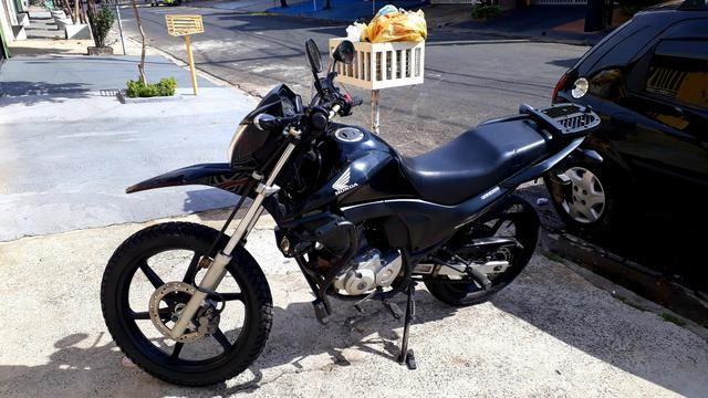 Honda Bros Esdd 160 aceito CB300 - Foto 3