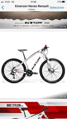 Bicicleta gts 27 velocidade freio hidráulico - Foto 2