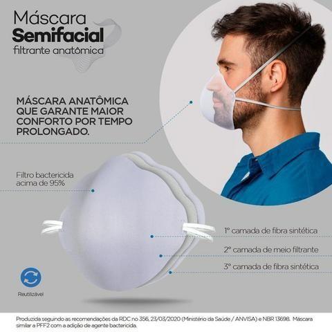 Máscara N95 Anatômica - Foto 2