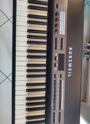 Piano Digital Kurzweil SP2XS (Mixer Instrumentos Musicais) - Foto 2