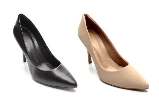 Sapato feminino scarpins - Foto 2