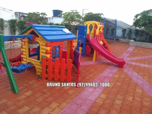 Everest Residencial, dois dormitórios, Praça 14, próx  ao Adrianópolis  e Centro.  - Foto 14