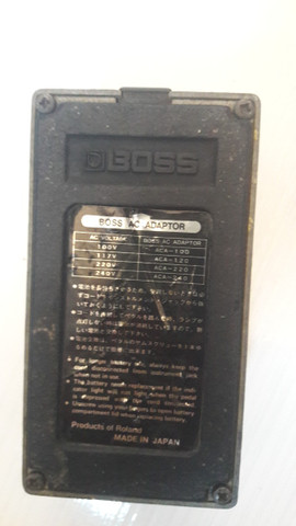Pedal boss super overdryve made in japan - Foto 4