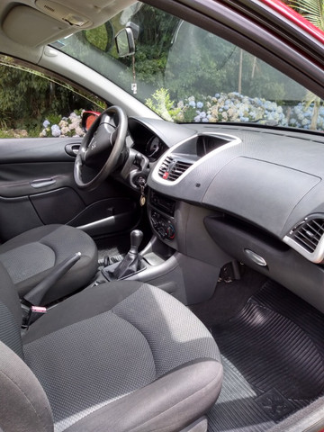 Peugeot 207 xr 1.4 flex 2012 - Foto 4