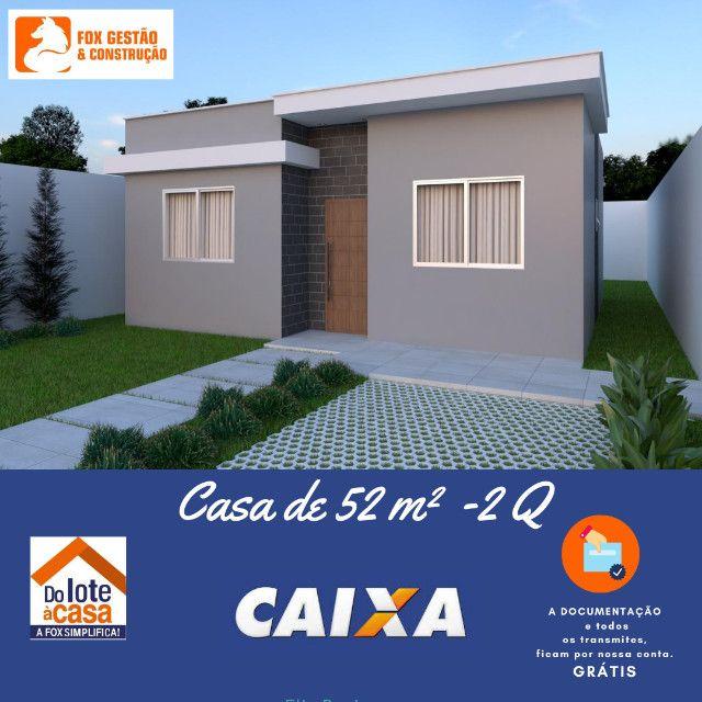 """Casa em Linhares ITBI-RGI """"Grátis"""" - Foto 2"""