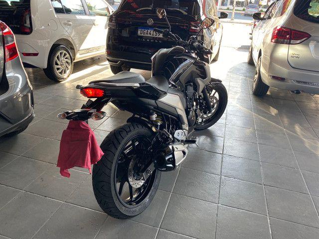 Yamaha FZ 25 Fazer Ano 20/ 20 Preta Flex - Foto 10