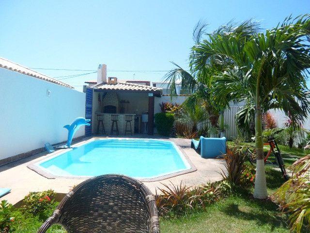 FZ132 - Casa em Arembepe - 04 quartos com piscina - Foto 11
