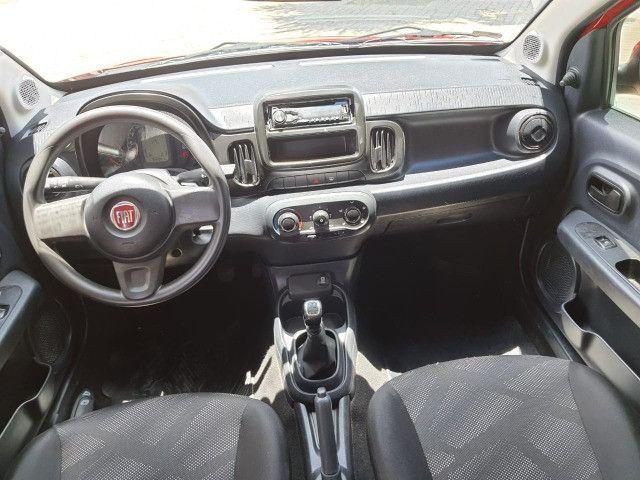 Fiat Mobi Like 1.0 - Completo - Impecável - Foto 6