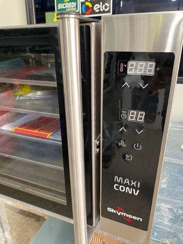 Forno de convecção com vapor ideal para cafeterias , padarias, lanchonetes - pão de queijo - Foto 2
