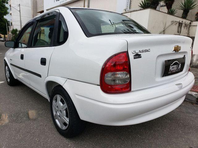 Chevrolet classic 1.0 completo vendo troco e financio R$ 18.900,00 - Foto 16