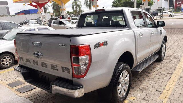 Ford Ranger XLT 3.2 Diesel 4x4 AT 2022 - garantimos seu carro. - Foto 6