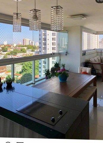 Apartamento para venda tem 191 metros quadrados com 3 quartos em Quilombo - Cuiabá - MT - Foto 6