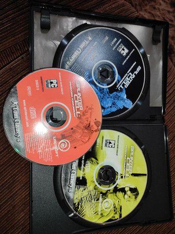 Jogo Splinter Cell Pandora Tomorrow original