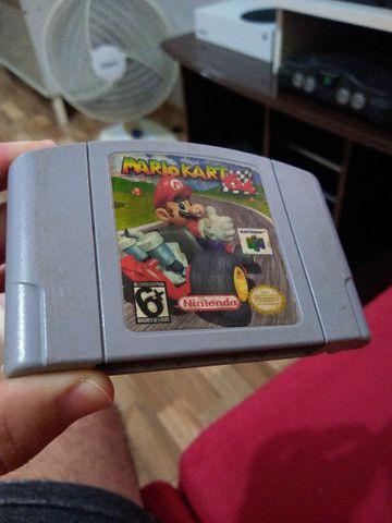 Cartucho Nintendo 64