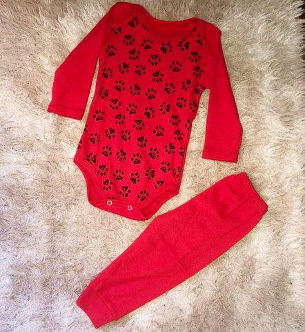 Conjuntos Longo bebê - Tati Moda infantil  - Foto 2