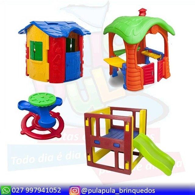 Brinquedos para areas kids, Playground de Escolas e Creches  - Foto 4