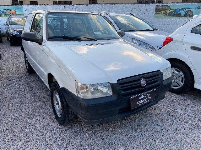 Fiat Uno Furgão 1.3 Fire . Único a venda . Raridade