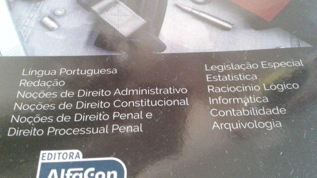 Apostila AlfaCon PF - Agente e Escrivão - Foto 3