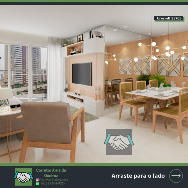 Apartamento no Residencial Costa Azul - Foto 3