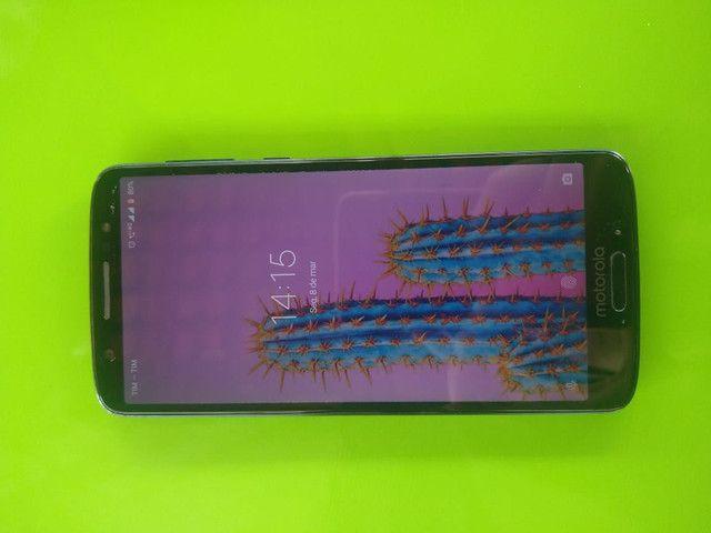 Celular Motorola G6 32gb semi novo bem conservado - Foto 5
