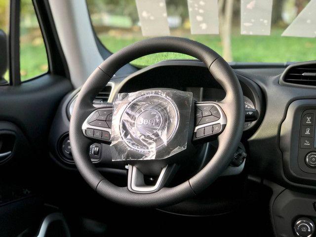 Renegade 2021/2021 1.8 16v flex sport 4p automático - Foto 15