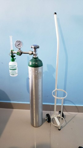 Manômetro de oxigênio  - Foto 2