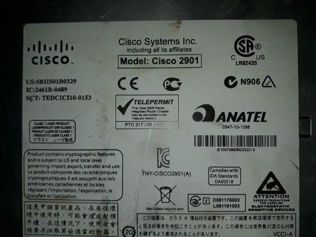 Roteador Cisco 2901 - Foto 3