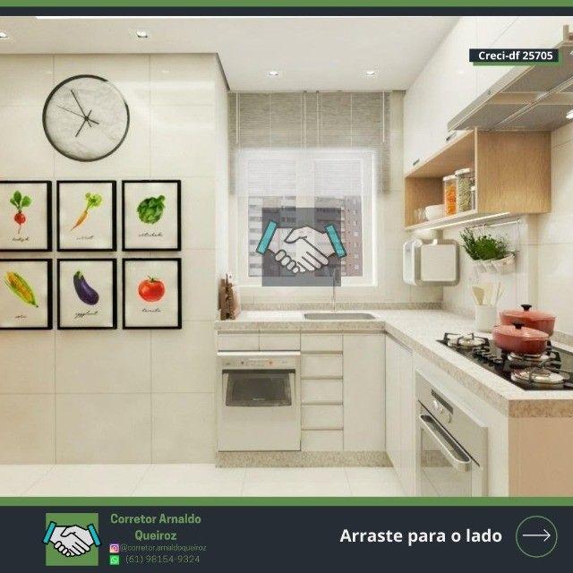 Apartamento no Residencial Costa Azul - Foto 6