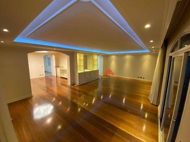 Apartamento com 4 dormitórios para alugar, 340 m² por R$ 3.910,00/mês - Vila Andrade - São - Foto 3