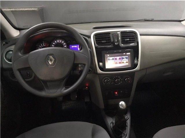 Renault Logan 2019 1.0 12v sce flex expression manual - Foto 6