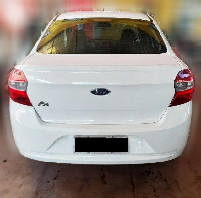 Ford Ka+ SE Sedan 1.5 2018, Branco, Manual - Foto 3