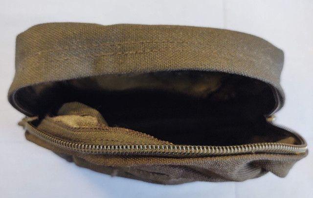 Brigadista/Socorrista: Estojo de Cintura para Kit de Primeiros Socorros - Produto Novo! - Foto 2