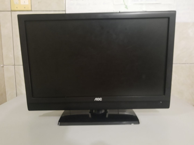 TV 22 polegadas AOC