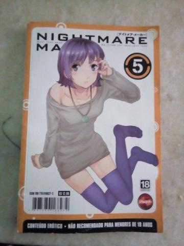 Mangá Nightmare Maker