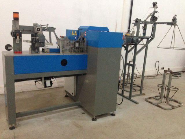 Industria metalurgica- Arame recozido BWG 18 - Maquina Automatica bobinadora fil duplo - Foto 2