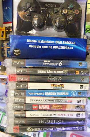 Games Para Playstation Ps3