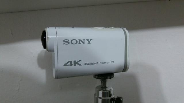 Sony action cam 4K