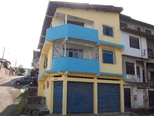 Vd prédio em Itabuna com 2 apt. de 3/4 Vlr 360.000