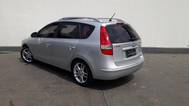 Hyundai I30cw Wagon GLS Top de Linha Teto Solar Couro - Foto 2
