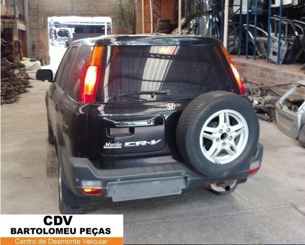 Peças Sucata Honda Crv 2.0 16v 2001 - Foto 12