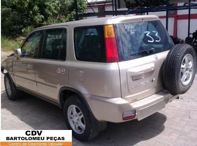 Peças Sucata Honda Crv 2.0 16v 2001 - Foto 8