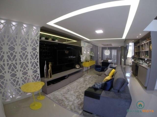 Excelente Duplex em condomínio 180 m² / 3 suítes - Eusébio