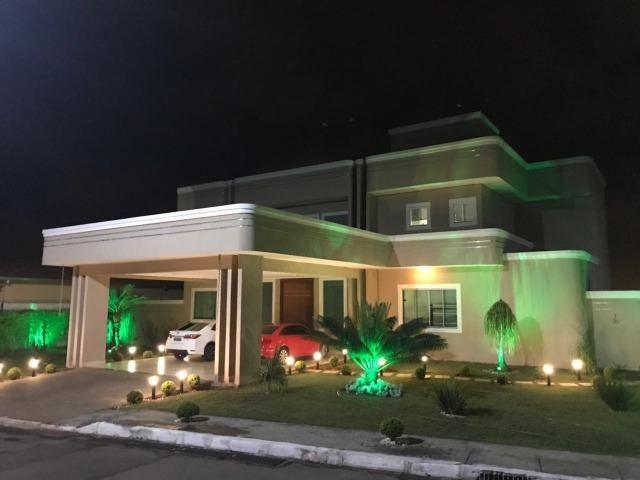 Casa Sobradinho Grande Colorado Solar de Athenas Nova 4 suites Churrasqueira Piscina