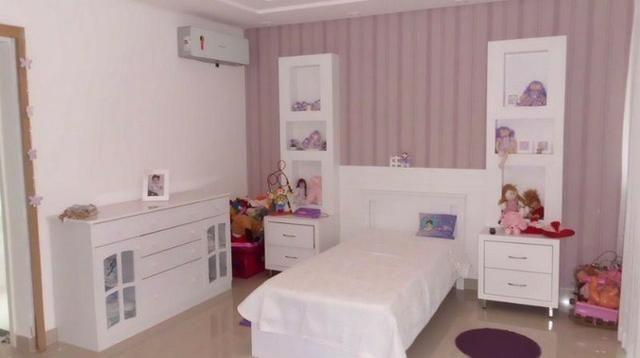 Casa Sobradinho Grande Colorado Solar de Athenas Nova 4 suites Churrasqueira Piscina - Foto 15